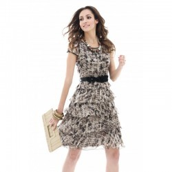 Printed Dress(Fashion Manufacturer)