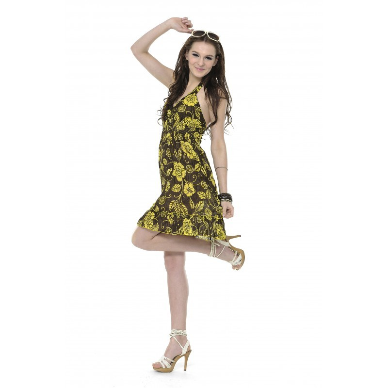 Printed Summer Dress(Fashion Manufacturer)